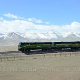 Tibet train service