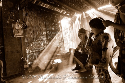 A humble life in Ha Giang, Vietnam