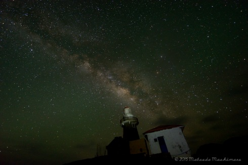 At 4:30am: Hunting for the gorgeous milky way