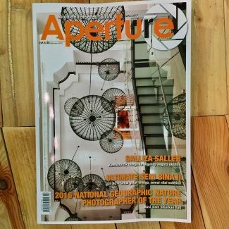 Aperture magazine for March 2017