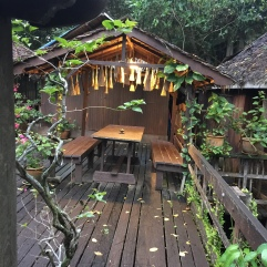 the hangout hut
