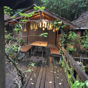 the hangout hut